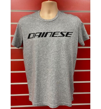 Dainese T-shirt Grey Small