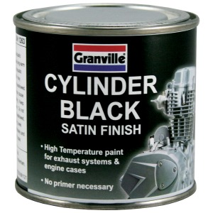 Cylinder Black 100ml tube