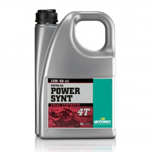 MOTOREX POWER SYNT 4T 10/60 4 LT MA2