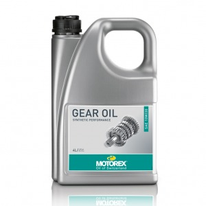 MOTOREX GEAR OIL 10/30 (75/80) 4 LT GL4