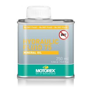Motorex Hydraulic Fluid 75 - Mineral - 100ml