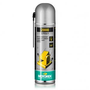 MOTOREX 2000 SYNTHETIC LUBRICANT SPRAY 500ML
