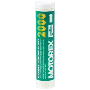 Motorex 2000 Long Lasting waterproof Grease 400gr cartridge