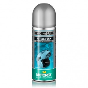 Motorex Helmet Care (Active Foam) (12) 200ml