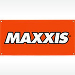 MAXXIS BANNER CLOTH 4 MTRS (100M - 24 per roll)