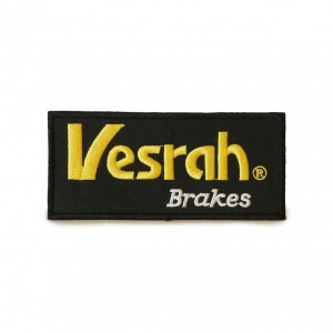 BADGES VESRAH 50X110mm