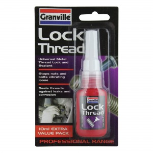 Thread Lock and Seal 10ml per 12