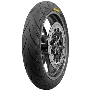 120/60-ZR17 55W Maxxis Diamond MA3DS Supermaxx Tyre - Front