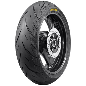 190/50-ZR17 75W Maxxis Daimond MA3DS Supermaxx Tyre - Rear