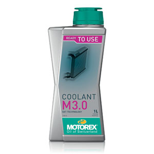 Motorex Coolant M3.0 OAT Ready to Use (10) Red 1L
