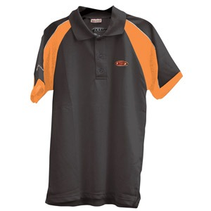Mens Polo Shirt (M) - Black