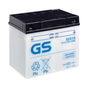 Battery GS 52515-12V - Dry Cell, No Acid Pack