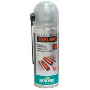 Motorex PTFE Spray Dry Film Lubricant (+265°C) (12) Aerosol 200ml