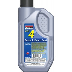 BRAKE FLUID DOT4 500ML