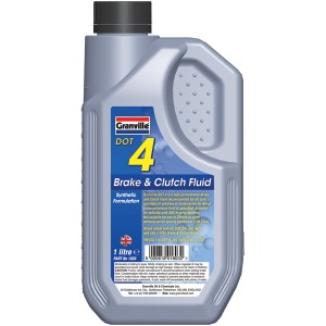 BRAKE FLUID DOT 4 1 LITRE