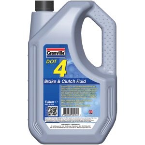 BRAKE FLUID DOT4 5LITRE