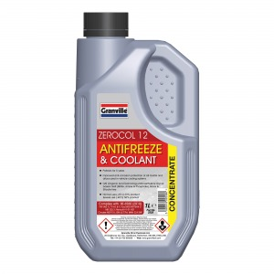 Zerocol 12 Red Antifreeze Concentrate OAT - 1 litre
