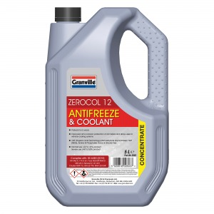Zerocol 12 Red Antifreeze Concentrate 5 litre