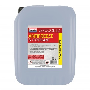 COOLANT RED CONCENTRATE OAT(G30-M3.0) 20 LITRE