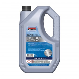 Sub Zero Blue Coolant Concentrate 5 litre