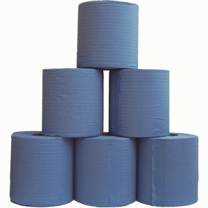 Granville 2ply Kleen-It-Wipes 6 rolls per box 125M