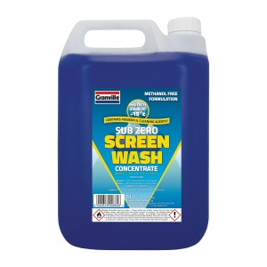 Granville Screen Wash 5litre