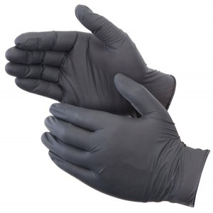 Nitrile Gloves Lar 100 per box