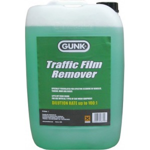 Gunk Traffic Film Remover 100:1 25 litre