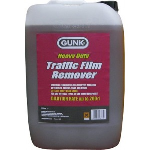 Gunk Traffic Film Remover HD 200:1 25 litre