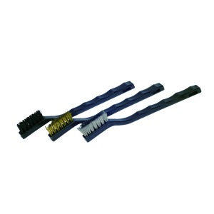 Bikeservice Tools Detailing Brush Set - 3pcs