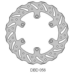 Delta rear brake disc for Beta RR Enduro 13 - 17