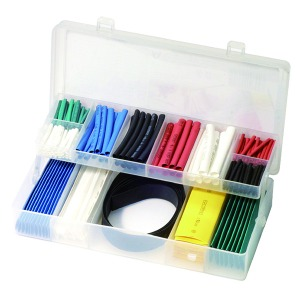 Bikeservice Tools Heatshrink tubing set - 171 pieces