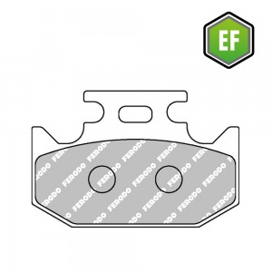 FERODO FDB659 ECO-FRICTION Pad / FA152 / VD432 / DB2210