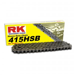 CHAIN RK 415HSB PER LINK (100FT-2400)
