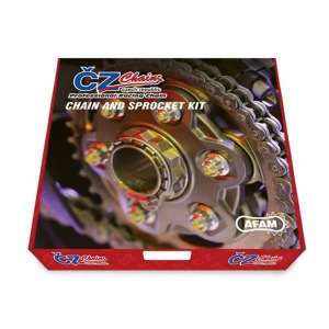 """CZ Upgrade Kit Suzuki GSX1100 F-L,M,N,P,R,S,T - 530 Chain Conversion 90-96"""