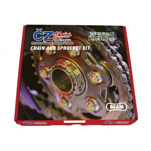 """CZ Upgrade Kit Kawasaki EX300 Ninja A/B all models, ABS winter test edition 13-17"""