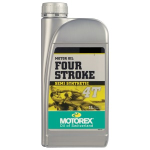 MOTOREX 4T 15/50 1LT SEMI SYNTHETIC 1 CASE OF 12 MA2