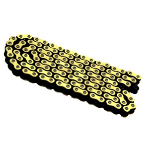 CHAIN CZ 420S GOLD (RJ) per link(200ft-4803)