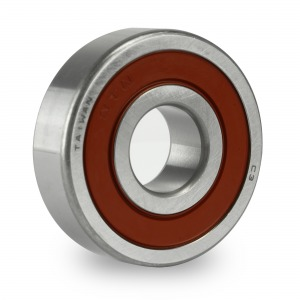 6007LLU-C3 NTN, Sealed Deep Grooved Ball Bearing