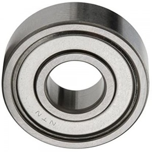 6202ZZ-C3 NTN, Deep Grooved Ball Bearing with Metal Sheilds