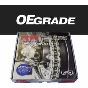 RK Standard Kit ZX10 (ZX1000 B1-B3) Tomcat 530 Chain Conversion 88-90