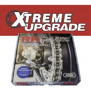 RK Xtreme Upgrade Kit BMW F650GS 09-11 with 10mm mounting holes