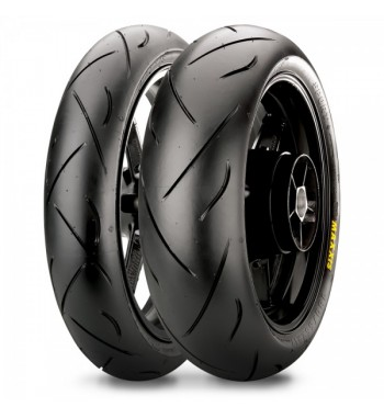 Maxxis MA-PS Supermaxx Sport Tyres - Pair - 120/70-ZR17 and 160/60-ZR17