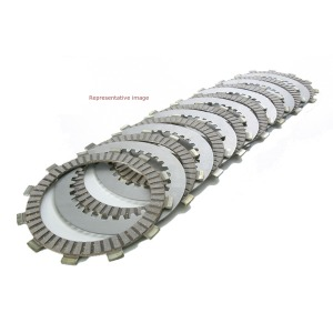 FERODO CLUTCH FRICTION PLATE +STEEL PLATE SET FCS0672/2 DUCATI