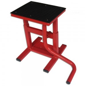 BikeWorkshop JL-M01107 Adjustable MX type workshop stand 300Lbs capacity