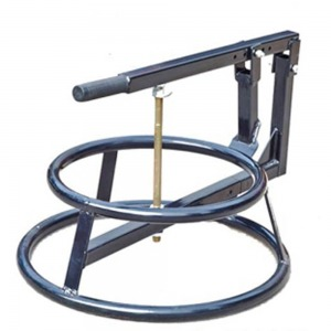 "BikeWorkshop JL-C03003 Workshop manual tyre changer 15-21"" wheels"