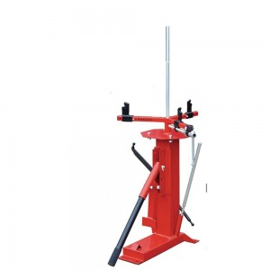 "BikeWorkshop JL-C03006 Workshop manual tyre changer 6-21"" wheels"