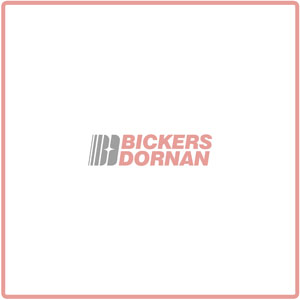 Helmet Nitro N2400 Rogue Blk/White Pin Lock Ready S56