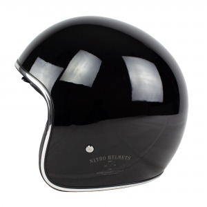 Helmet Nitro X582 Uno Gloss Black Xl 62