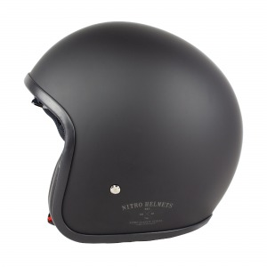 Helmet Nitro X580/581 Black Satin XL 62
